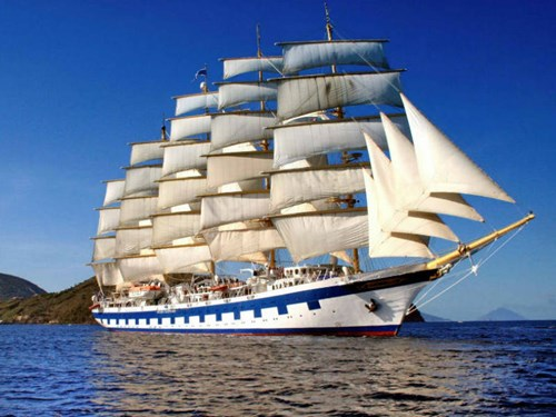 Tall Ship Royal Clipper